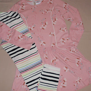 Hanna Andersson Fall Dress Leggings Outfit 160